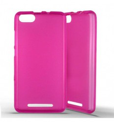Coque silicone Wiko Lenny 3 - Rose