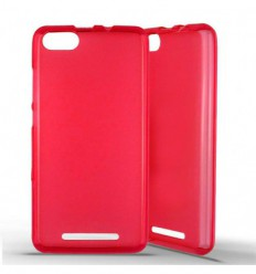 Coque silicone Wiko Lenny 3 - Rouge