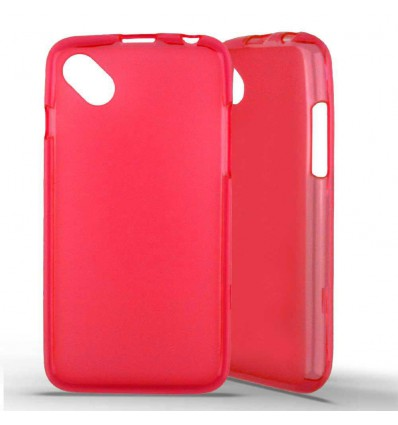 Coque silicone Wiko Sunny - Rouge