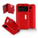 Etui Folio LG G5 - Rouge