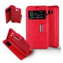 Etui Folio Samsung Galaxy J5 (2016) - Rouge