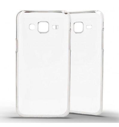 Coque silicone Samsung Galaxy J5 Transparent - Transparent