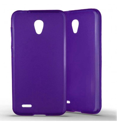 Coque silicone Alcatel One Touch Go Play - Violet