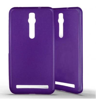 Coque silicone Asus ZenFone 2 (ZE551ML) - Violet