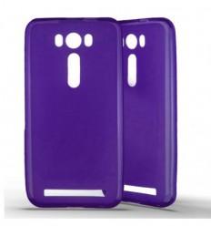 Coque silicone Asus ZenFone 2 Laser (ZE500KL) - Violet