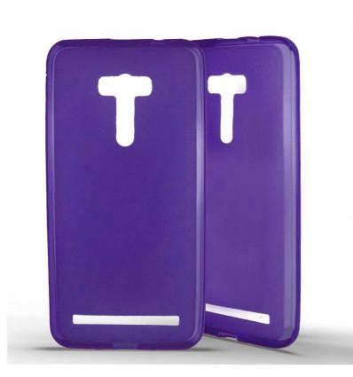 Coque silicone Asus ZenFone Selfie (ZD551KL) - Violet