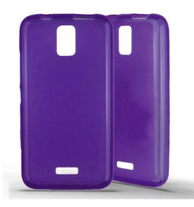 Coque silicone Huawei Y3 - Violet