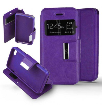 Etui Folio Apple iPhone 5 / 5S - Violet
