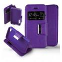 Etui Folio Apple iPhone 5 / 5S - Violet