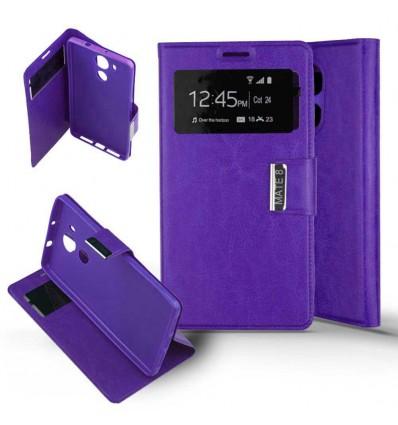 Etui Folio Huawei Mate 8 - Violet