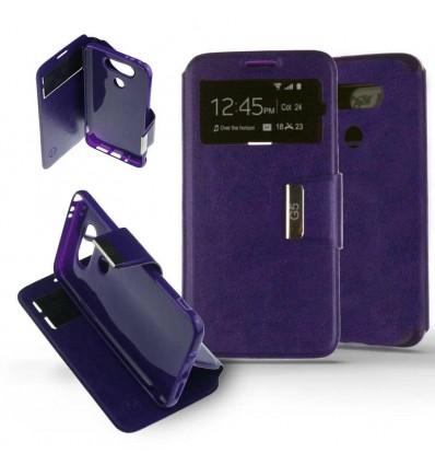 Etui Folio LG G5 - Violet