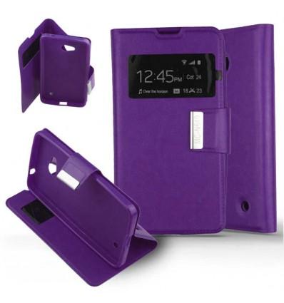 Etui Folio Nokia Lumia 640 - Violet