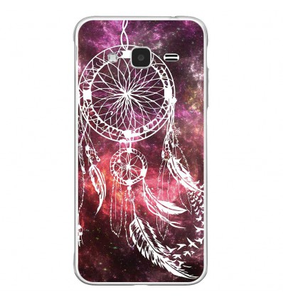 Coque en silicone Samsung Galaxy J3 2016 - Dreamcatcher Space
