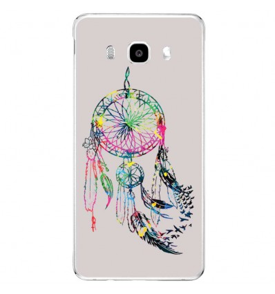 Coque en silicone Samsung Galaxy J5 2016 - Dreamcatcher Gris