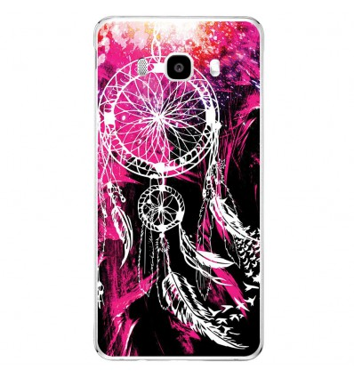 Coque en silicone Samsung Galaxy J5 2016 - Dreamcatcher Rose