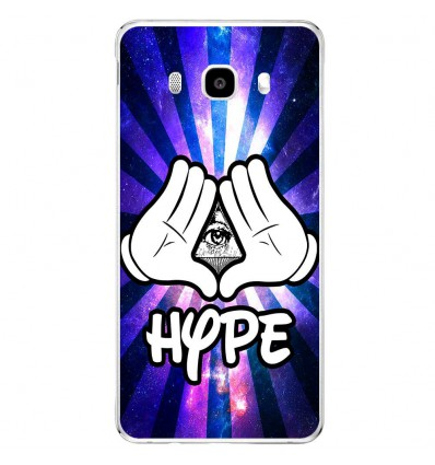 Coque en silicone Samsung Galaxy J5 2016 - Hype Illuminati