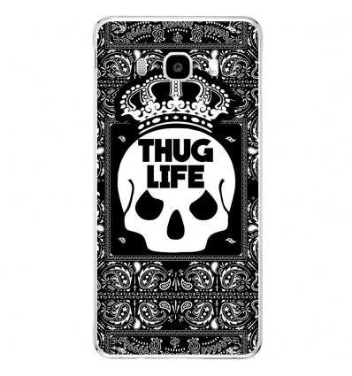 Coque en silicone Samsung Galaxy J5(2016) - ThugLife Baroque