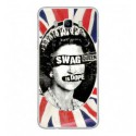 Coque en silicone Samsung Galaxy J7 2016 - Swag Queen
