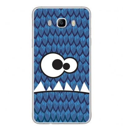Coque en silicone Samsung Galaxy J7 2016 - Monster