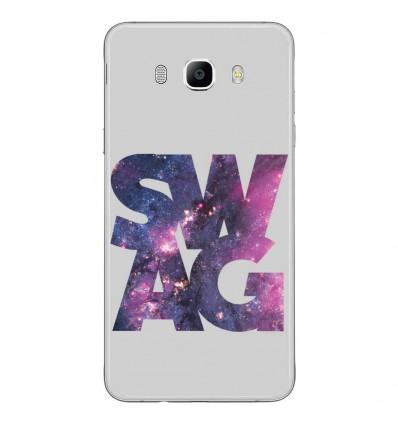 Coque en silicone Samsung Galaxy J7 2016 - Swag Space