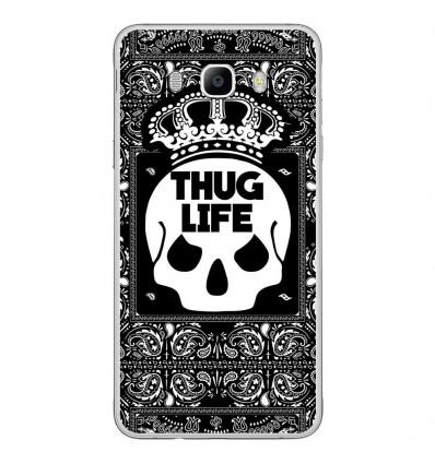 Coque en silicone Samsung Galaxy J7 2016 - Thuglife