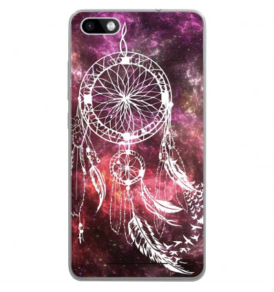 Coque en silicone Wiko Lenny 3 - Dreamcatcher Space