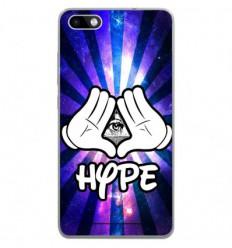 Coque en silicone Wiko Lenny 3 - Hype Illuminati