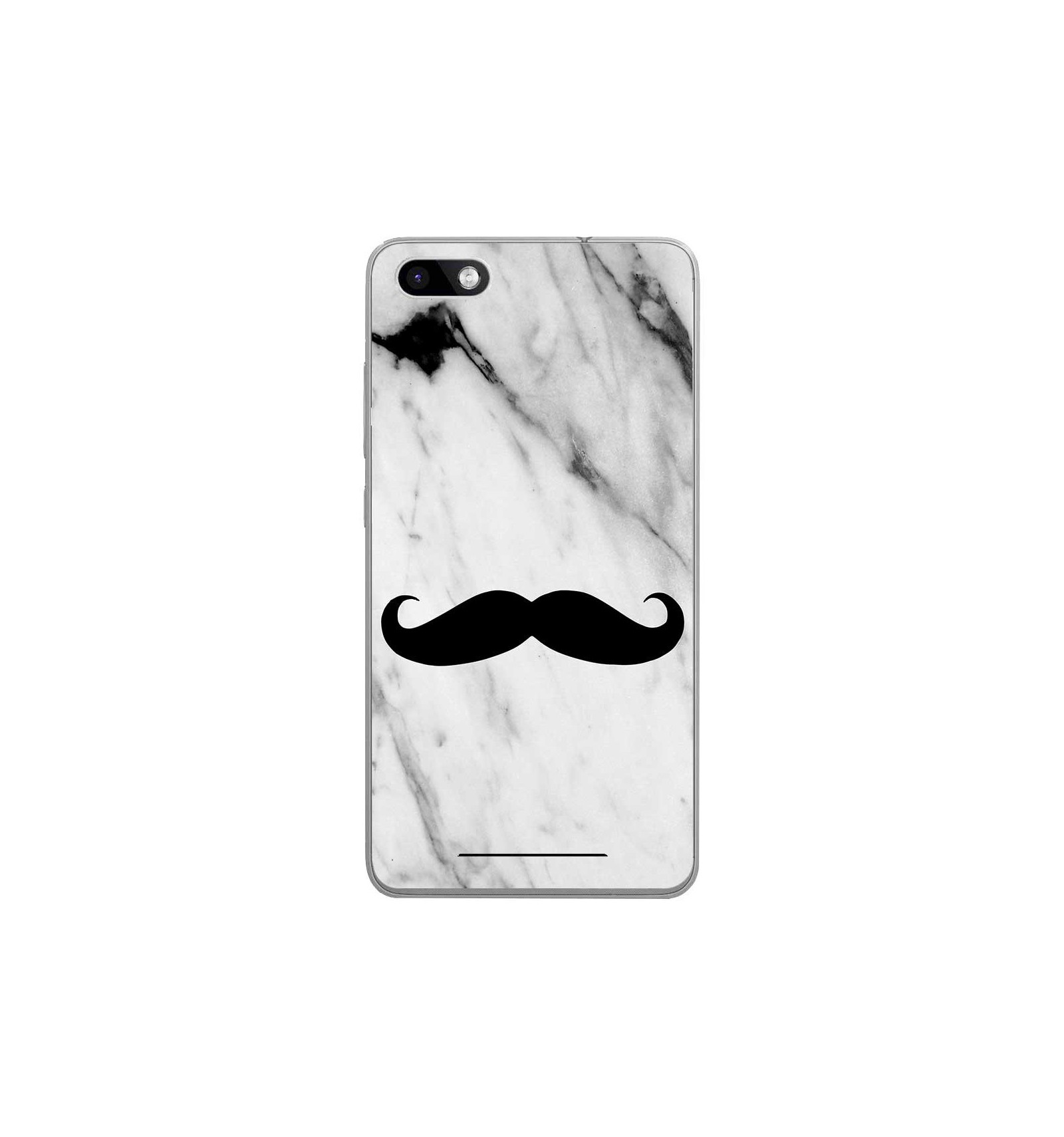 coque en silicone wiko lenny 3 hipster moustache. Black Bedroom Furniture Sets. Home Design Ideas