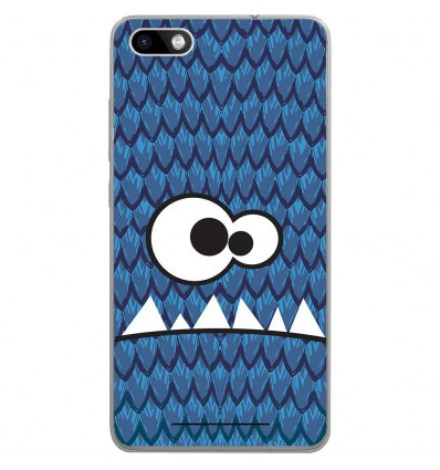 Coque en silicone Wiko Lenny 3 - Monster