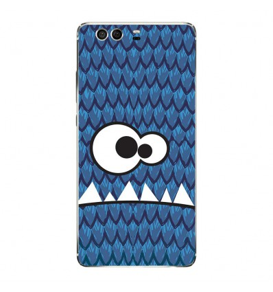 Coque en silicone Huawei P9 - Monster