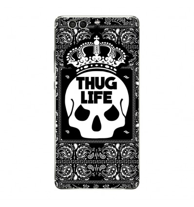 Coque en silicone Huawei P9 - Thuglife