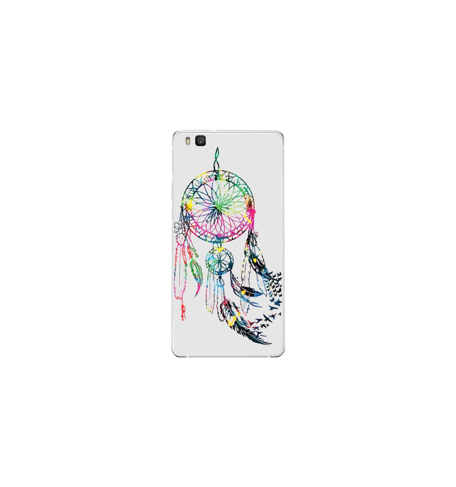 coque huawei p9 lite grise