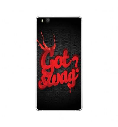 Coque en silicone Huawei P9 Lite - Swag Drop