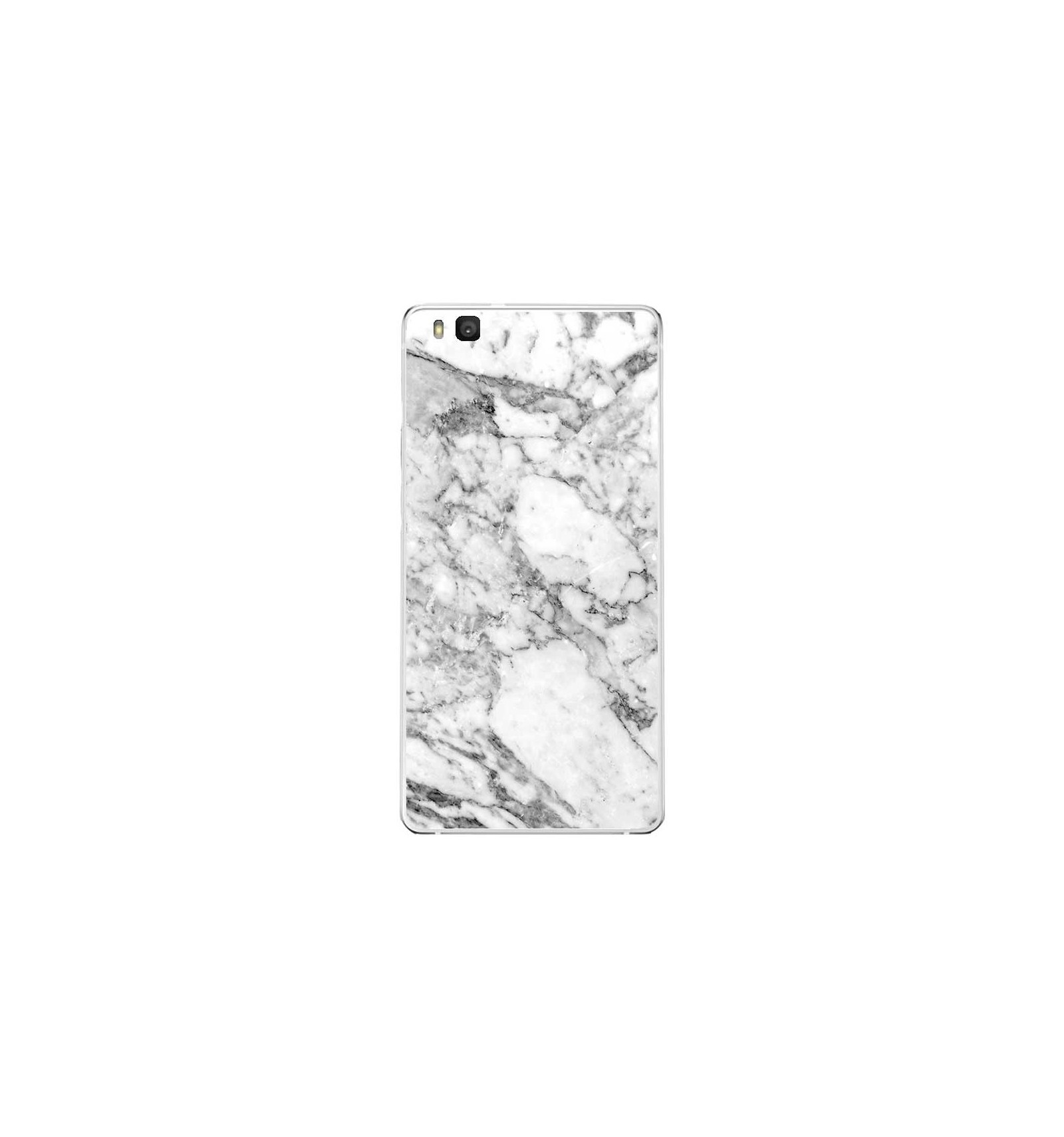 coque p9 lite huawei marbre