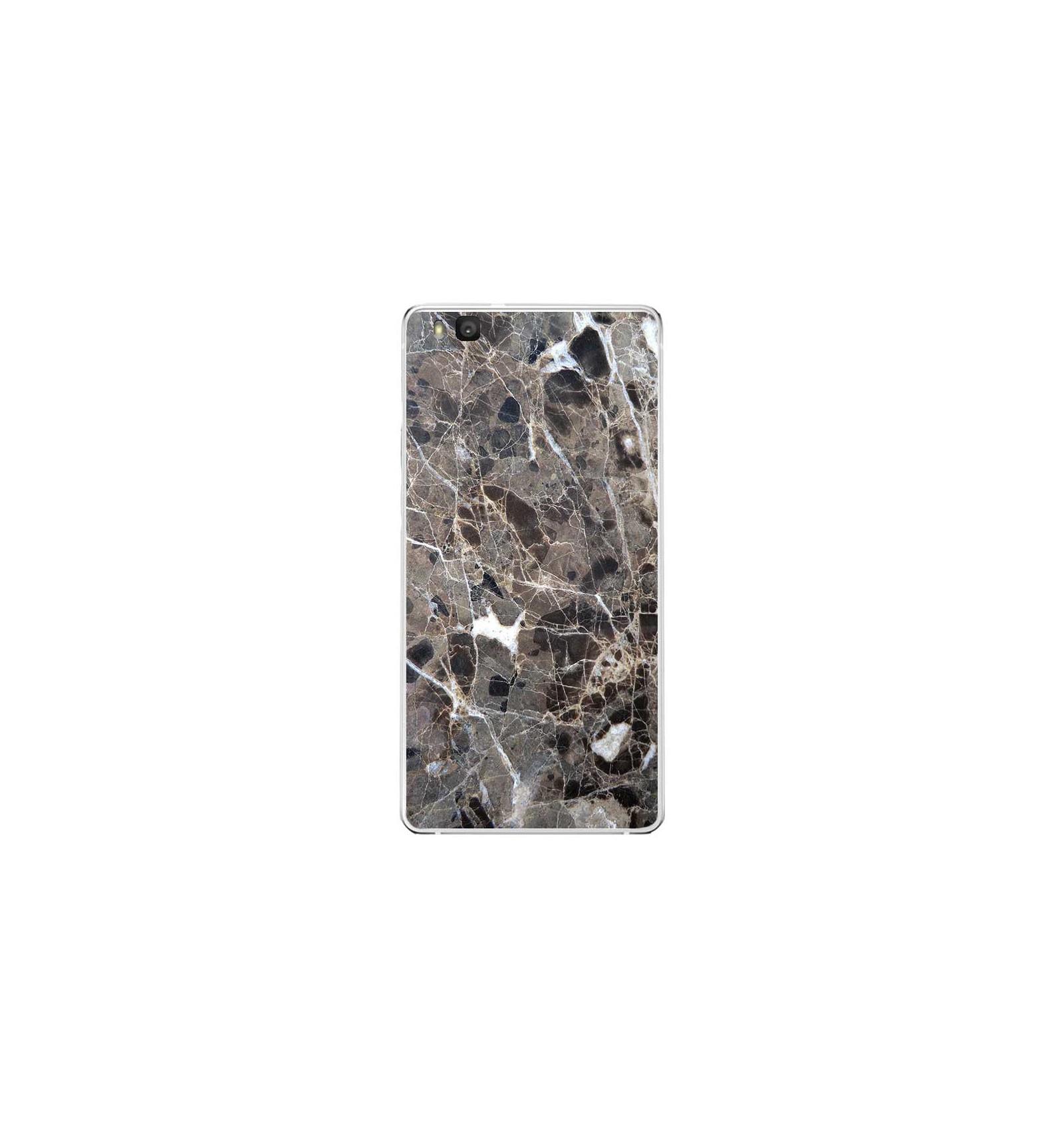 coque rigide huawei p9 lite marbre