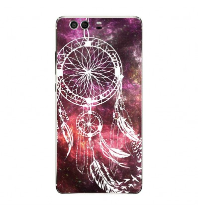 Coque en silicone Huawei P9 - Dreamcatcher Space