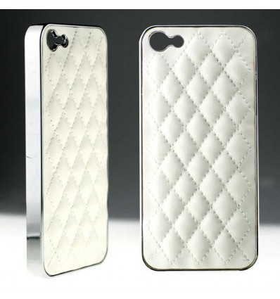 Coque rigide Apple iPhone 5 / 5S motif - Beige