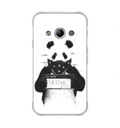 Coque en silicone Samsung Galaxy Xcover 3 - BS Bad Panda