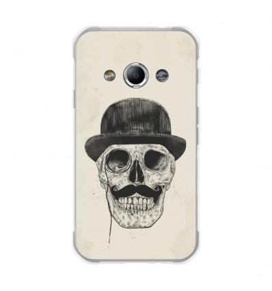 Coque en silicone Samsung Galaxy Xcover 3 - Balasz Solti (Class skull)