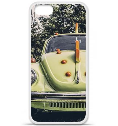 Coque en silicone Apple iPhone SE - Coccinelle