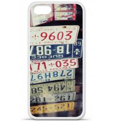 Coque en silicone Apple iPhone SE - Quebec