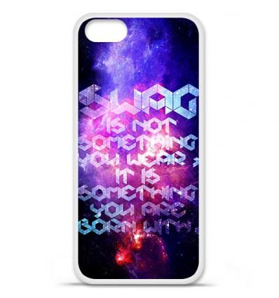 Coque en silicone Apple iPhone SE - Cosmic swag