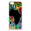 Coque en silicone Apple iPhone 5 SE - Drapeau Afrique