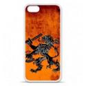 Coque en silicone Apple iPhone SE - Drapeau Hollande