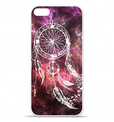 Coque en silicone Apple iPhone SE - Dreamcatcher Space