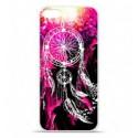 Coque en silicone Apple iPhone SE - Dreamcatcher Rose