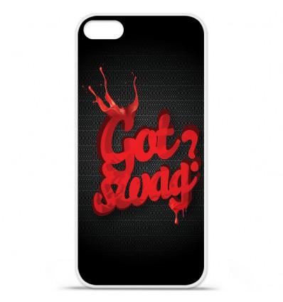 Coque en silicone Apple iPhone SE - Swag Drop