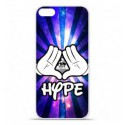 Coque en silicone Apple iPhone SE - Hype Illuminati