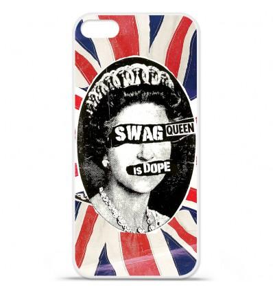 Coque en silicone Apple iPhone SE - Swag Queen