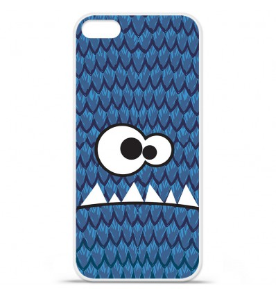 Coque en silicone Apple iPhone SE - Monster